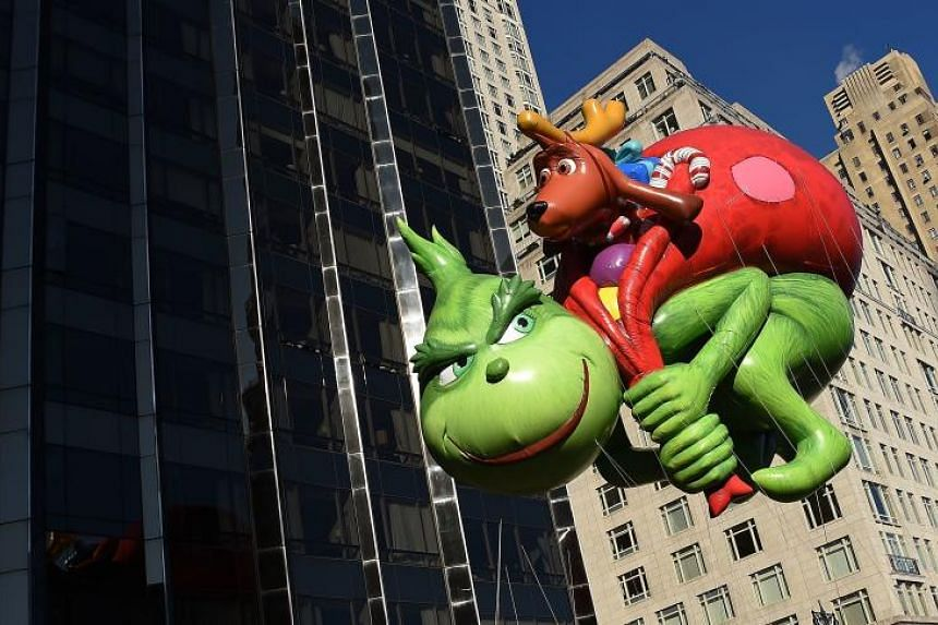 """""""Grinch bots"""" can use technology to buy popular toys, electronics, dolls, toys and sneakers on discount, then resell them on a huge profit."""