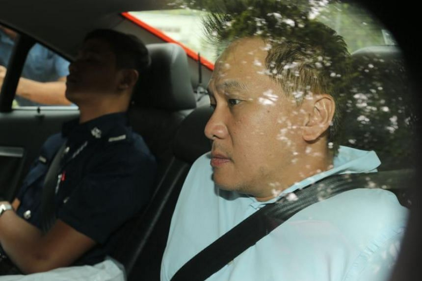Lim Kwong Fei was offered $15,000 bail and will next be in court on Jan 18.