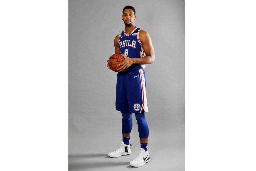 Restless without a real role for the Philadelphia 76ers, Jahlil Okafor (above) has been traded to the Brooklyn Nets in exchange for forward Trevor Booker.