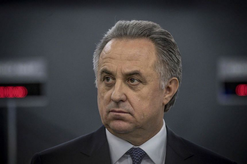 Mutko is head of the Russia 2018 World Cup organising committee but his involvement had been thrown into doubt.