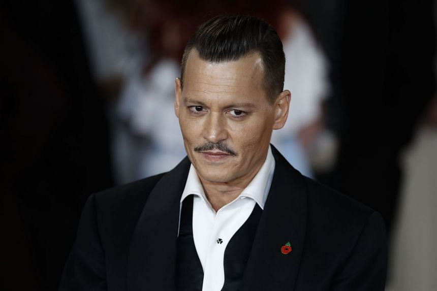 Depp's (above) marriage to Amber Heard ended in divorce amid bitter allegations of domestic abuse and blackmail.