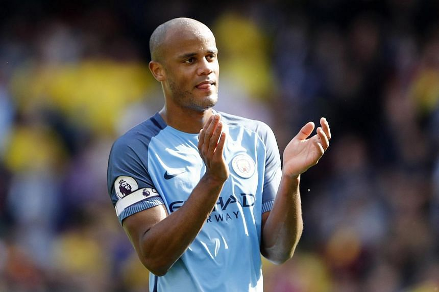 """""""Not just to me but to every player it means more than any other game. I'm very honest about it,"""" said Manchester City's Vincent Kompany."""
