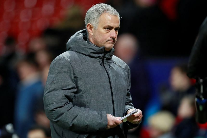 Manchester United manager Jose Mourinho has dismissed suggestions that the 175th Manchester derby could be won or lost in the air.