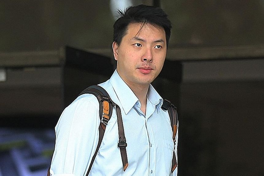 Wang Cheng Hsuan 35, was found to have left Singapore on Feb 13, 2008. He stayed away until June 24 this year, a period of nine years, four months and 12 days.