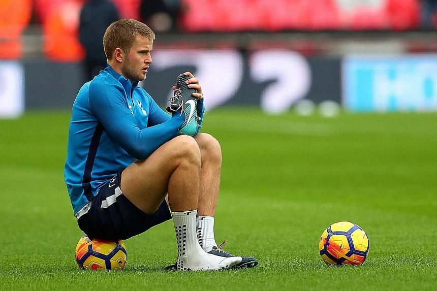 Tottenham's Eric Dier will be eager to help his side return to winning ways in the Premier League against Stoke. Spurs have dropped out of the top four, having not won in four.