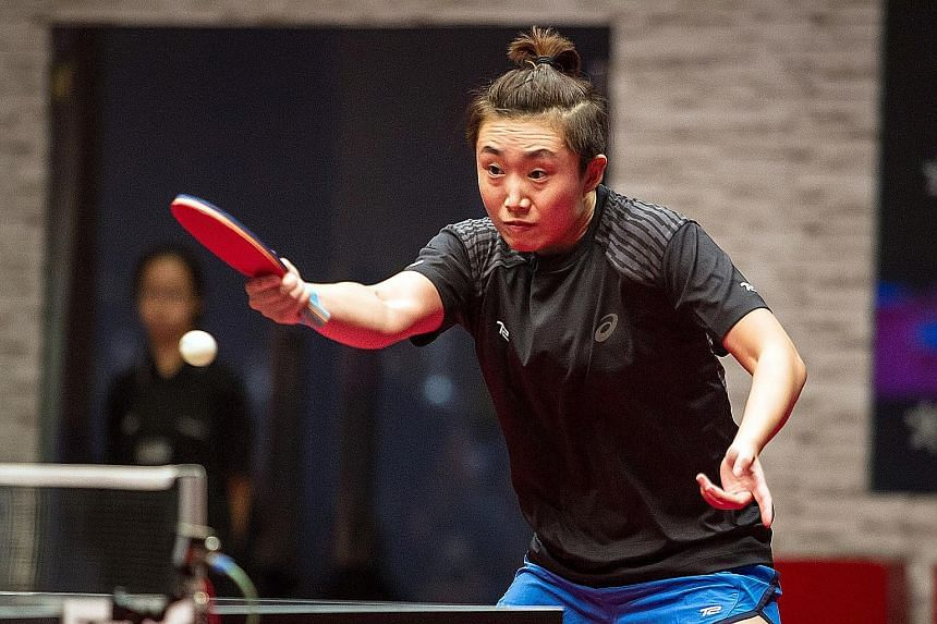 "Feng Tianwei lost the T2Apac women's championship final in the deciding ""kill zone"" when she went down 3-5, after fighting back to level at two sets apiece. She blamed receiving errors and being too eager to win for her stunning loss to world No. 57"