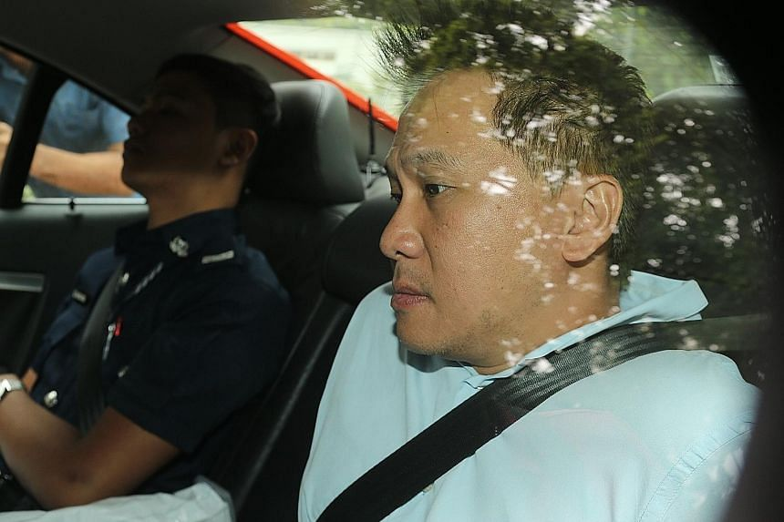 Tanjong Pagar accident: Suspect charged with drink driving