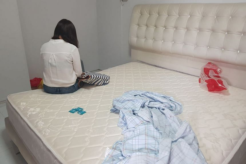 Three women were arrested for allegedly running an illegal brothel in Jurong West flat.