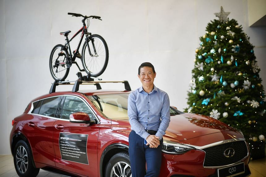 New Singapore Cycling Federation president Hing Siong Chen hopes to introduce a plan that will lead to podium finishes for Singapore's cyclists at the 2022 Asian Games.