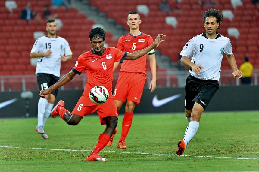 Comfortable playing anywhere across defence, and armed with a booming long throw, Madhu Mohana (No. 6) is the fourth national player to head overseas, joining midfielder Hariss Harun (Johor Darul Ta'zim), utility player Safuwan Baharudin (Pahang) and