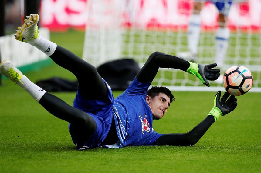 Chelsea stopper Thibaut Courtois hints at a return to LaLiga to be closer to his children when his contract expires at the end of next season.
