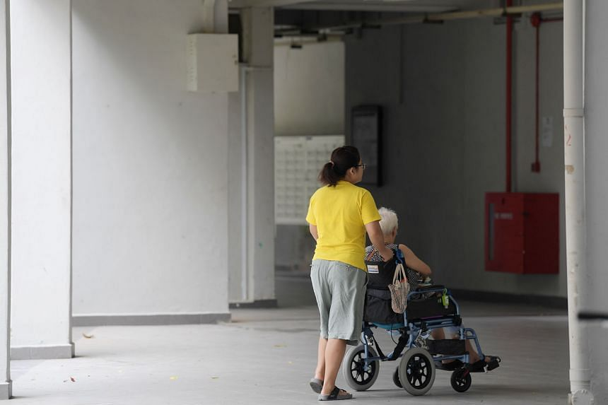 When it comes to care of the vulnerable elderly, families need more support than what they are getting now, says the writer, and those less well off may face insurmountable financial and psychological stress.