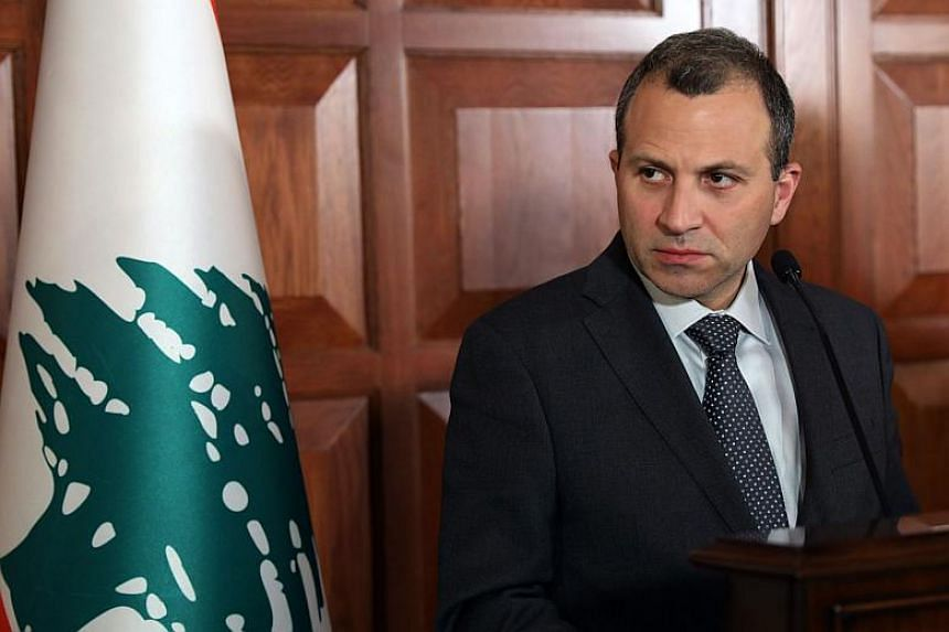 Lebanon's Foreign Minister Gebran Bassil said during the emergency meeting that Arab nations should consider imposing economic sanctions against the US to prevent it moving its Israel embassy to Jerusalem.