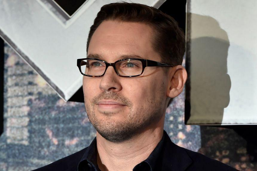 Movie director Bryan Singer, 52