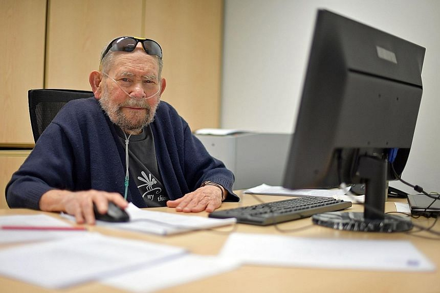 Dr Sydney Brenner continues to work with the Agency for Science, Technology and Research (A*Star). Every day, a driver takes him from his hotel near Orchard Road to his office at Fusionopolis.