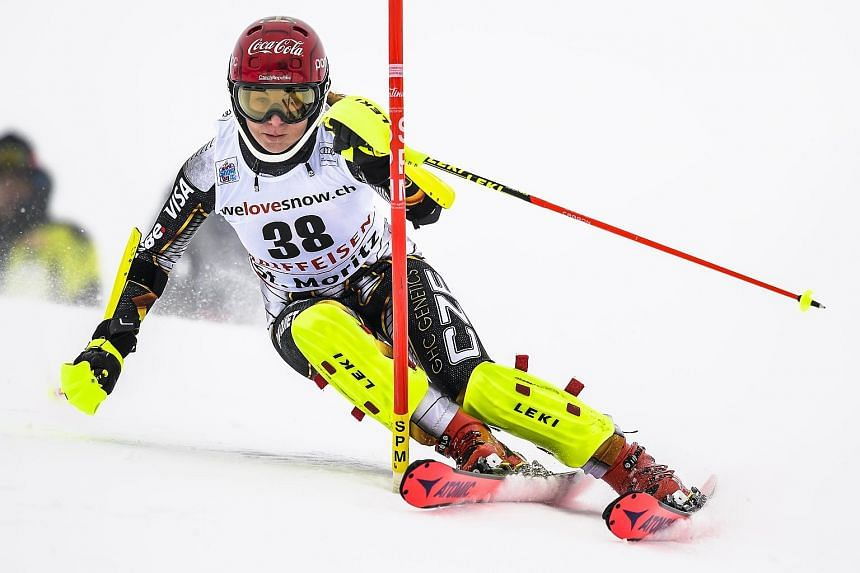 The Czech Republic's Ester Ledecka aims to become the first Winter Olympian to compete in both skiing and snowboarding in Pyeongchang.