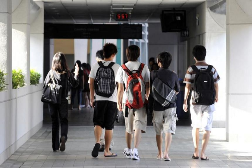 Tuition fees will go up for those entering the polytechnics and ITE next year.