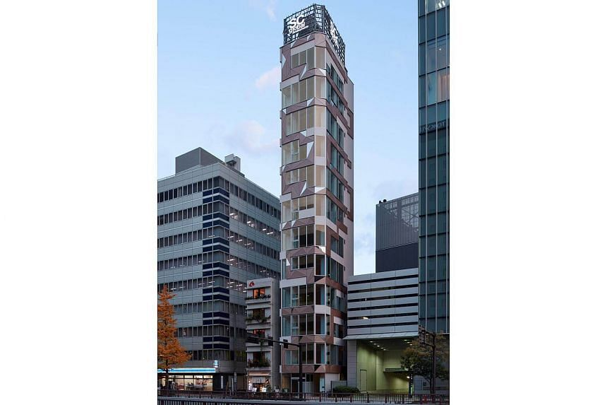 Singapore-based property group SC Global Developments has acquired a 12-storey prime commercial development in Tokyo's Ginza district.