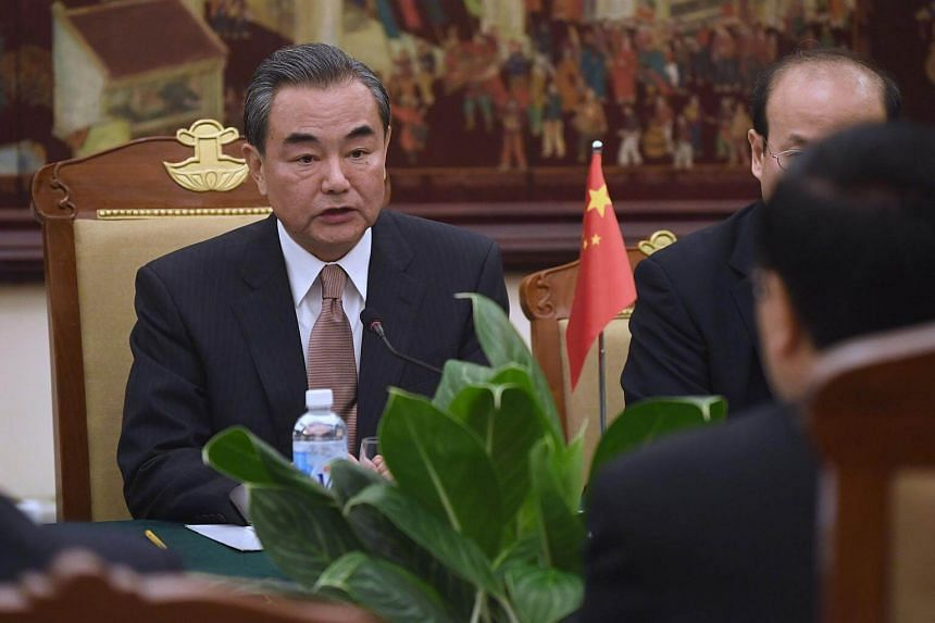 Foreign Minister Wang Yi said that China needs to create a more favourable external environment and stronger external impetus to create a moderately prosperous society in all respects.