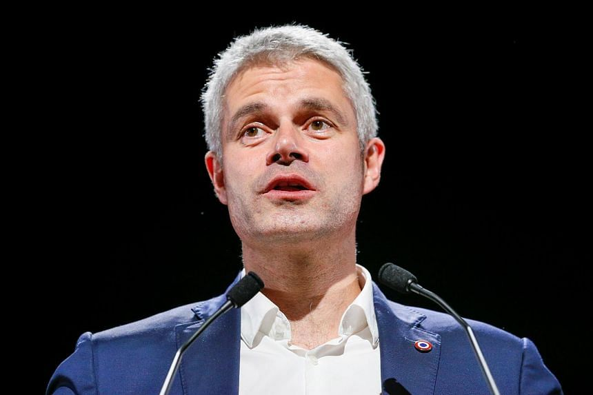 The Republicans party, which represents the dominant conservative force in post-war French politics, turned to Laurent Wauquiez as it looks to recover from a disastrous year.