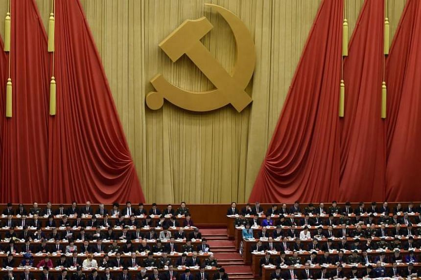 President Xi Jinping has waged a five-year war on graft at all levels of the ruling Communist Party.