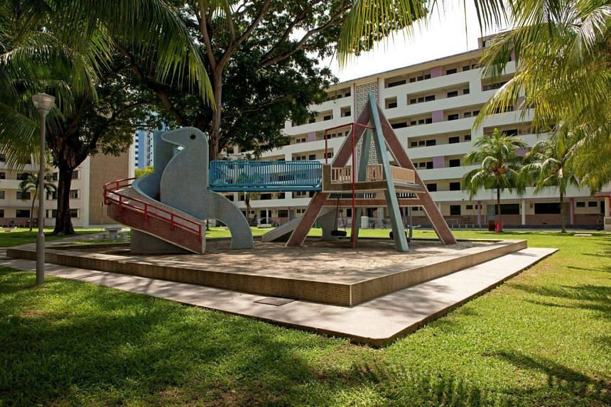 The iconic dove playground will be retained and repurposed for civic and community uses.