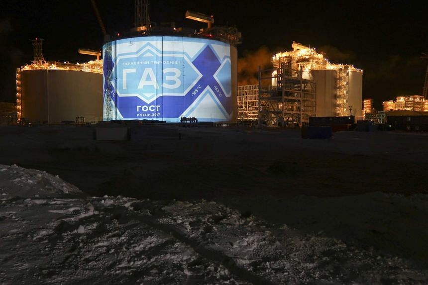 Russia's Yamal Arctic gas terminal also promises benefits for China.