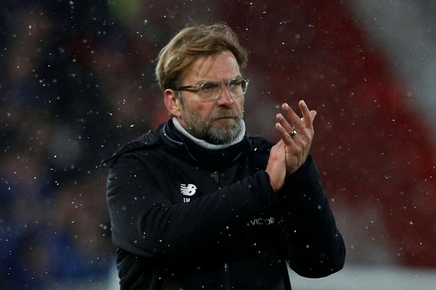 Coutinho and Firmino are two of Liverpool's most influential players, but Klopp opted to bring on the Brazilians only in the second half of one of their biggest games of the season.