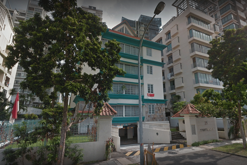 Oxley says it intends to redevelop the Apartment 8 property, which sits on a 898.1 square metre site that is zoned for residential use.