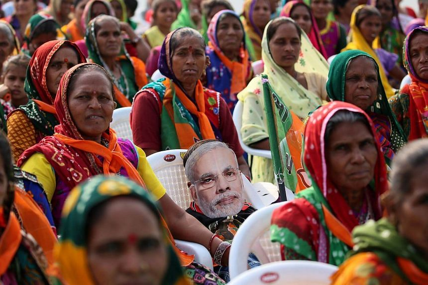 Prime Minister Narendra Modi is shifting attention and planning a raft of female-focused policies before the 2019 national election.