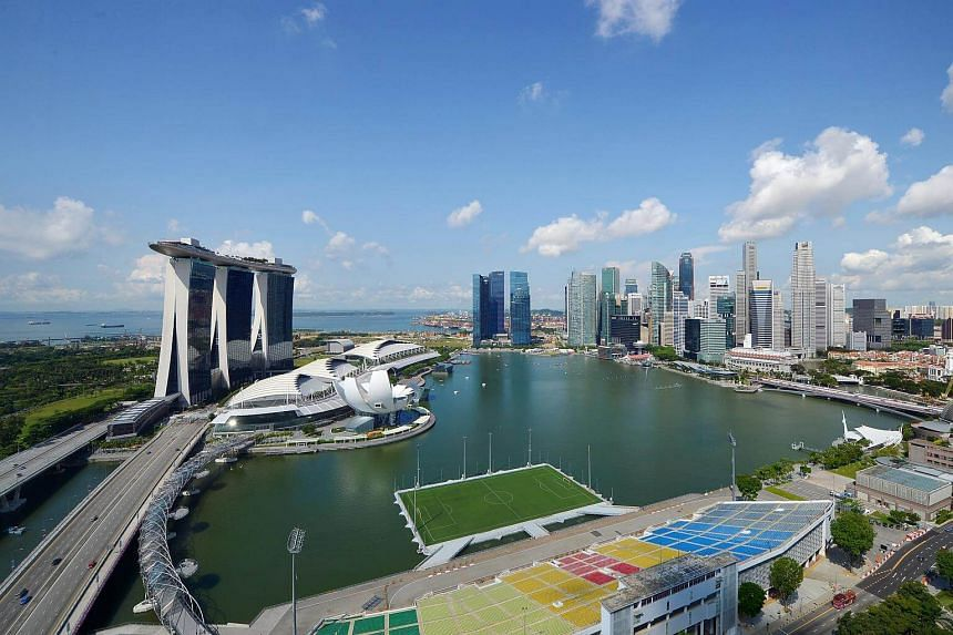 This is the first time the summit will be held in Singapore, which inherits the Asean chairmanship next year.