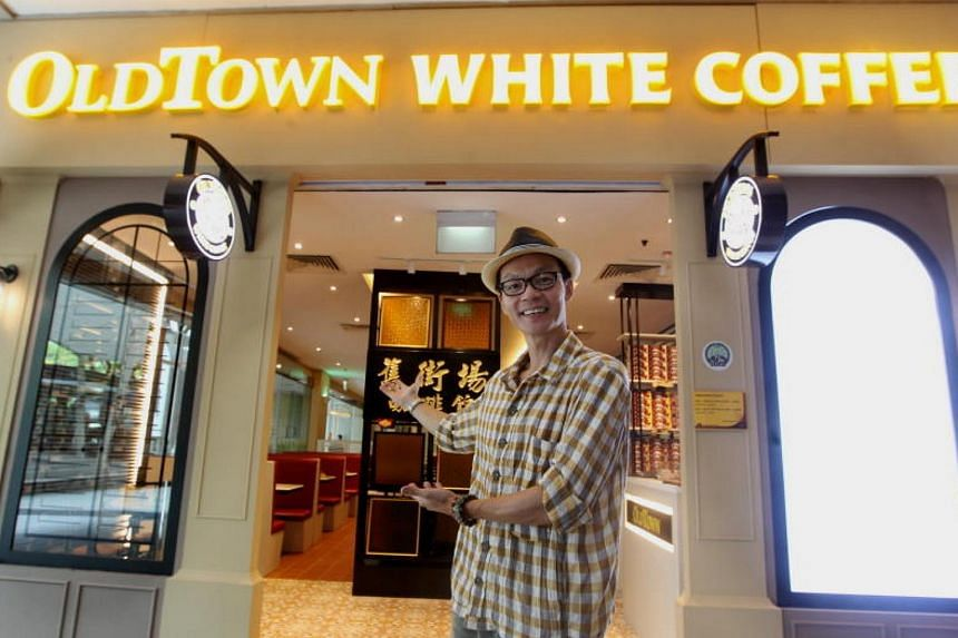 "It is not known whether celebrity Mark Lee, who brought the OldTown White Coffee chain to Singapore, is an OldTown shareholder, but Evercore says he is OldTown's partner for the cafe operations here, and it will be ""business as usual"" at Singap"