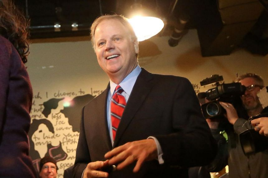 Doug Jones, 63, a former federal prosecutor, prevailed over Roy Moore, whose campaign was dogged by allegations of sexual misconduct toward teenagers.