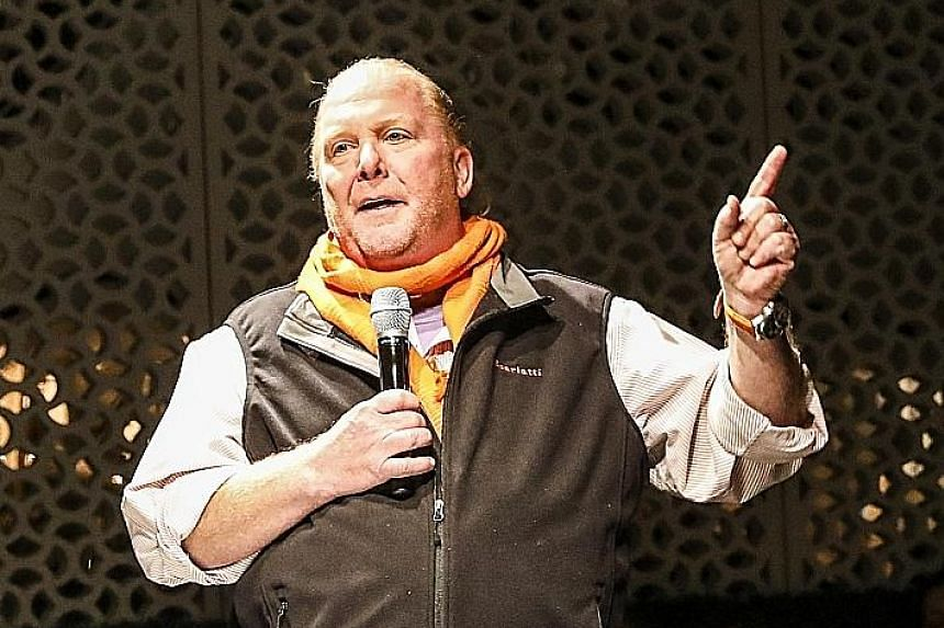 Famous chef and restaurant owner Mario Batali has been accused of sexual misconduct.