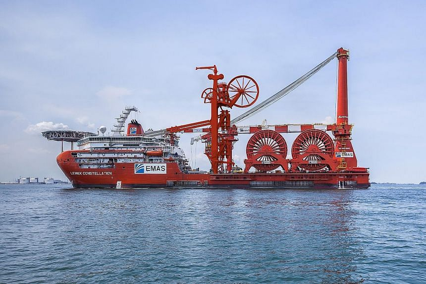 Emas Offshore says it will retain its existing management during the restructuring exercise in order to minimise impact on operations.