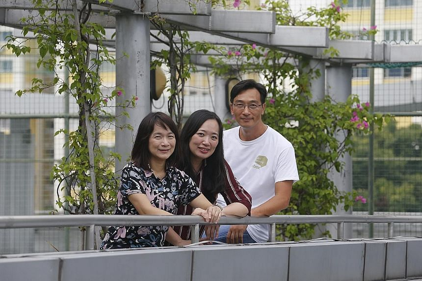(From far left) Ms Josephine Cheng, chief operation officer, Ms Catherine Chien, vice-president of marketing and content strategy, and Mr Andrew Ho, South-east Asia managing director.