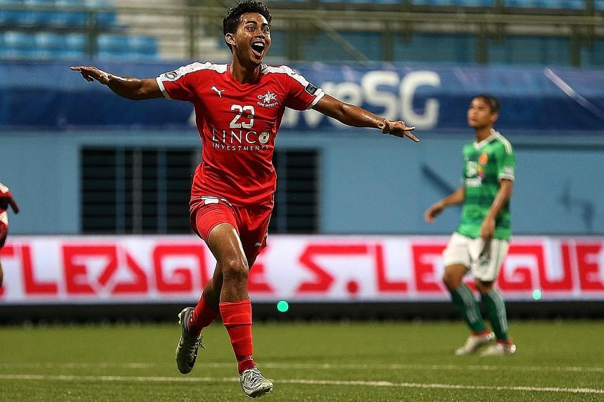 Up-and-coming players such as 21-year-old Adam Swandi are set to get more game time in future iterations of the S-League following the FAS' revelations of its plans for a revamp.