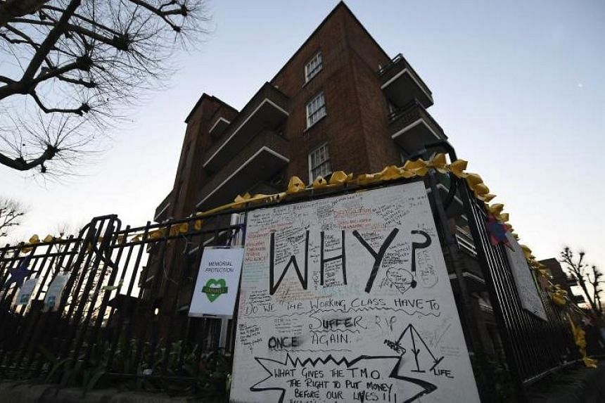The safety of high-rise buildings has come under scrutiny since the Grenfell disaster in June which killed 71 people.