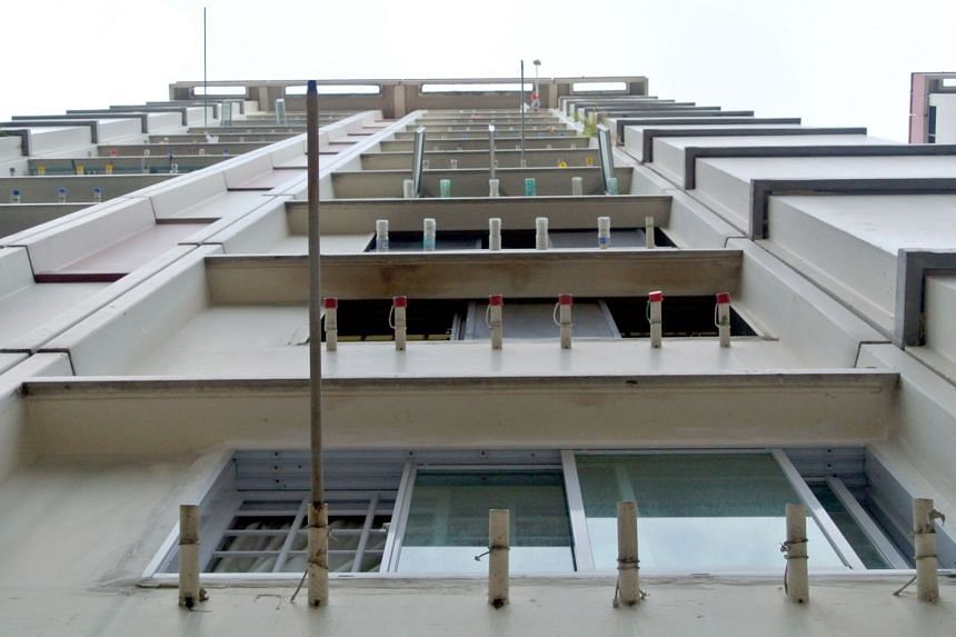 There have been 50 cases of windows falling this year, with the Building and Construction Authority (BCA) and the Housing Board (HDB) reminding home owners to maintain their windows at least once every six months.