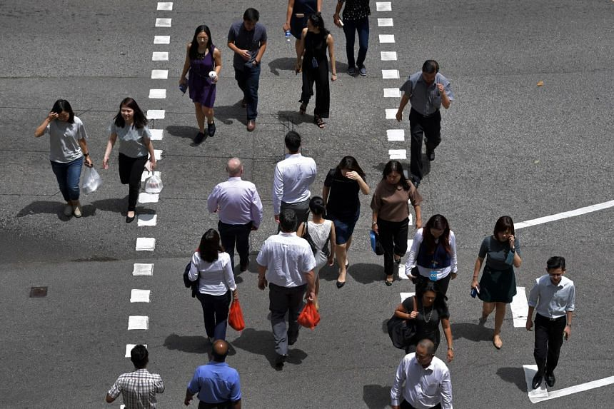 Overall, the unemployment rate in September remained at 2.2 per cent after accounting for seasonal variations.