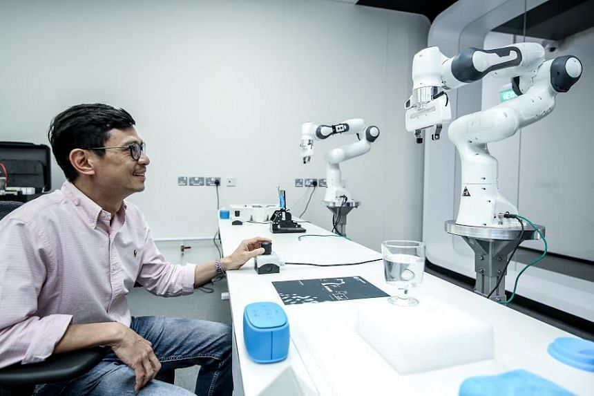 HP on Wednesday unveiled its world's first Smart Manufacturing Applications and Research Centre (Smarc), a 6,000 sq ft facility located within its new APJ campus.