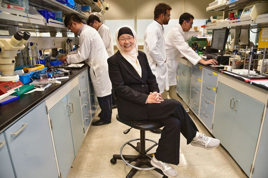 Singapore-based scientist Professor Jackie Y. Ying has earned for the first time the highest professional accolade for academic inventors.