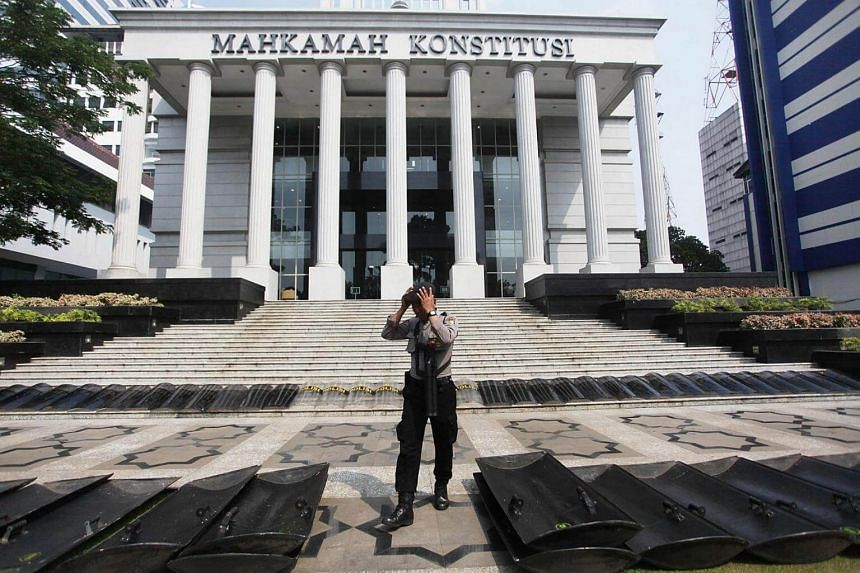 Indonesia's constitutional court rejected a petition to bar all consensual sex outside of marriage on Dec 14, 2017.