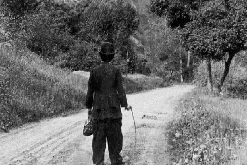 Little Tramp, one of Chaplin's most famous characters, was inspired by Chaplin's childhood on the fringes of Victorian society.