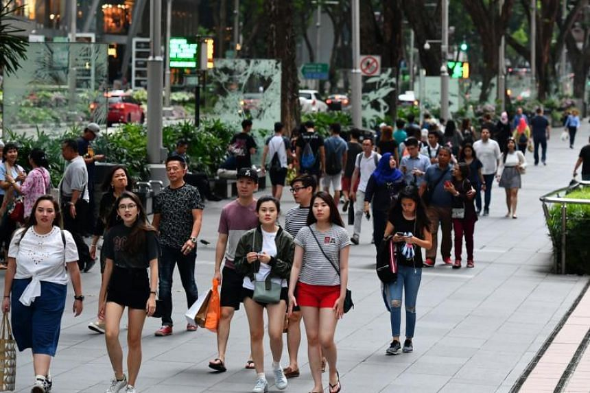 Plans to refresh Orchard Road's streetscape were announced earlier this year, including a notable idea to make the area a car-free zone in the long term.
