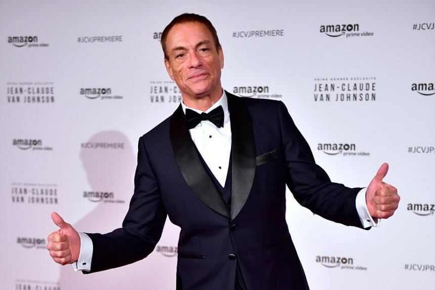 Most of actor Jean-Claude Van Damme's recent work has gone straight to video.