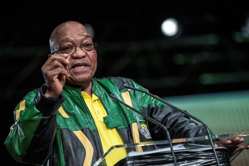 Mr Jacob Zuma, who has ruled South Africa since 2009, will remain as the country's president ahead of the 2019 general election.