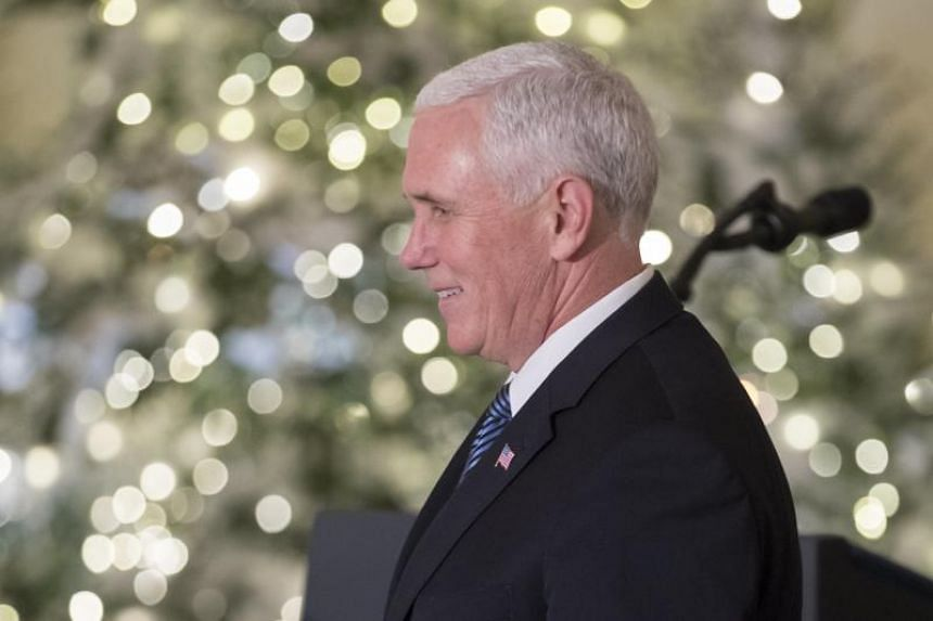 US Vice-President Mike Pence's support for Mr Trump's Jerusalem decision has resulted in Palestinian leaders cancelling meetings with him during his trip to the Middle East.