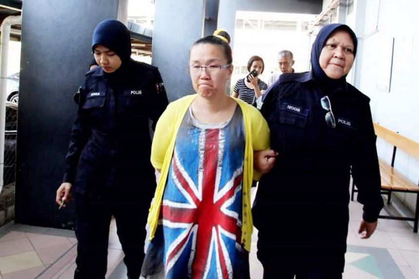 Tham Yut Mooi was found guilty of three counts of insulting the prophet at the mosque in May last year.