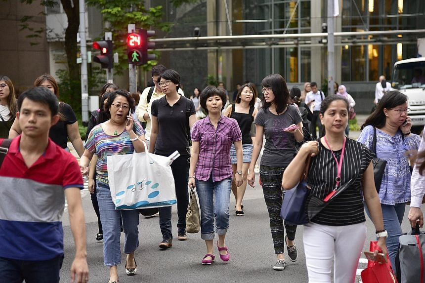 To qualify for the fifth tranche of the payouts, employers must have raised the gross monthly wages of their Singaporean staff by at least $50 this year.